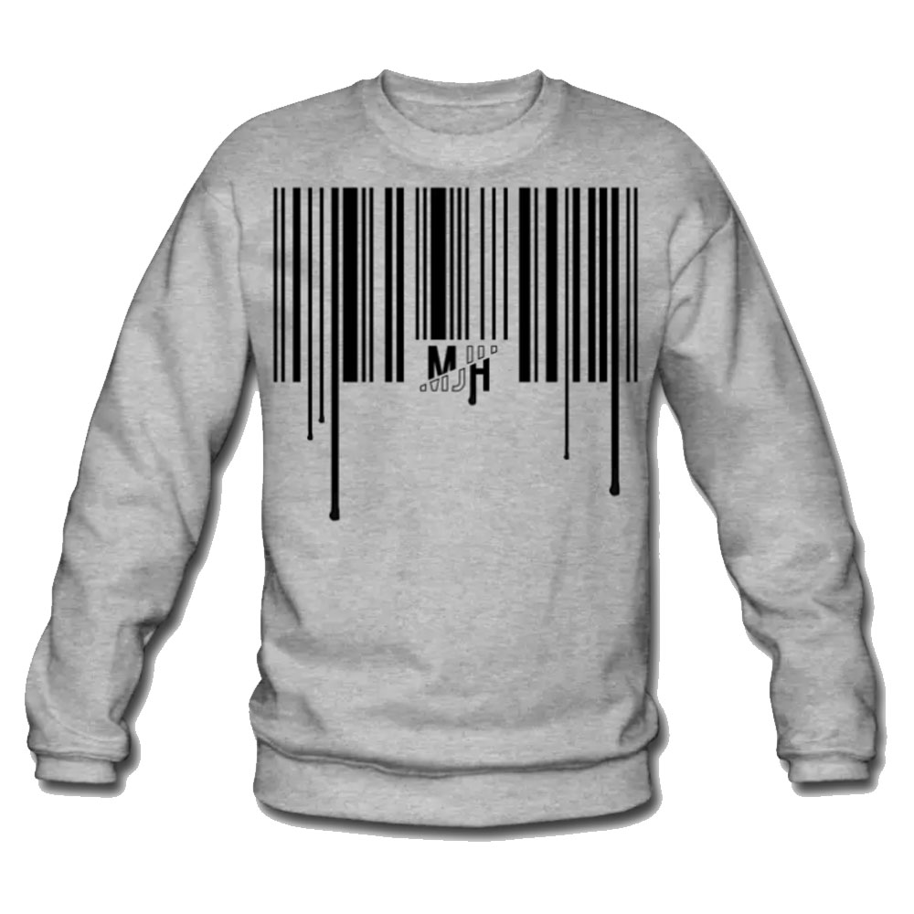 Barcode Sweat Image